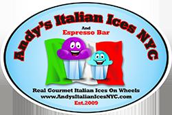 Andy's Italian Ices NYC Logo